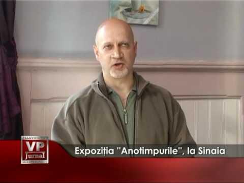 """Expoziţia """"Anotimpurile"""", la Sinaia"""