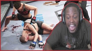 IT'S NOT OVER TILL THE FAT LADY SINGS! - UFC 2 Gameplay w/ Twitch Subs  Pt.4