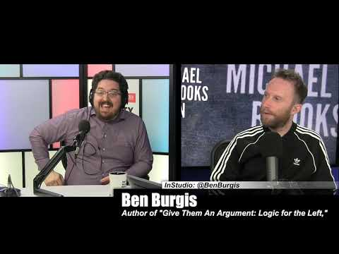 Jordan Peterson Can Red Bait But Can He Reason? ft. Ben Burgis (TMBS 80)