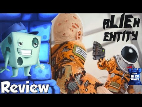 Alien Entity Review - with Tom Vasel