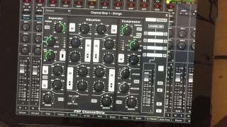 iPad Music Studio P1 Auria Pro