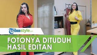 Diet Gara-gara Dihina, Anisa Bahar Berhasil Langsing, Fotonya Malah Dituduh Editan