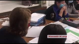 В Николаеве на члена горизбиркома подали заявление в полицию за кражу документов
