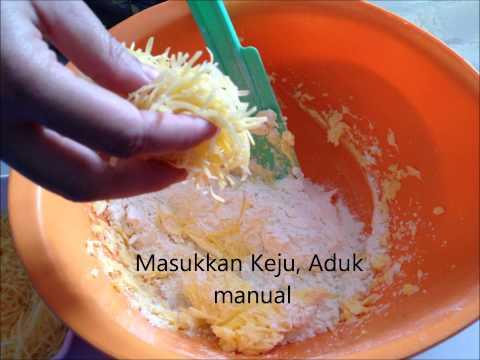 Video BERHASIL    Membuat Kue Nastar Keju Yang Renyah dan Enak