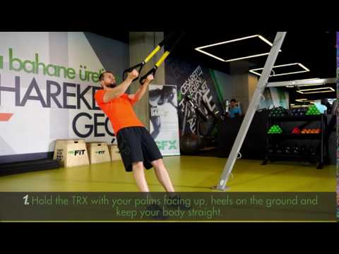 TRX Reverse Grip Row