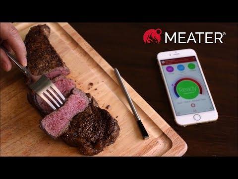 Bezdrátový teploměr na maso MEATER Block, Meater