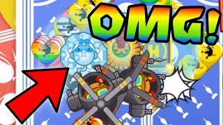 Bloons TD 6 Co-op Mode - Stealing Superjombombo's Pops ft  a