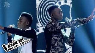 Blaque Harmony: 'Take Yours, I'll Take Mine'| Live Round 2 | The Voice SA