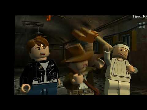 Gameplay de LEGO Indiana Jones 2 The Adventure Continues