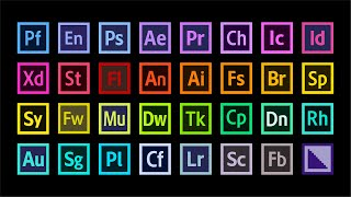 All 50+ Adobe apps explained in 10 minutes