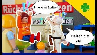 Playmobil Familie Gutglück - Der verrückte Arzt!