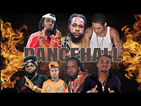 NEW MORE FIRE DANCEHALL MIX 2019 (SEPT 2019) Vybz KartelMavadoChronic LawSquashAlkaline & More