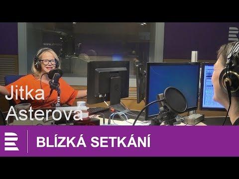 Jitka Asterová o životním stylu, práci v rádiu i o svých začátcích