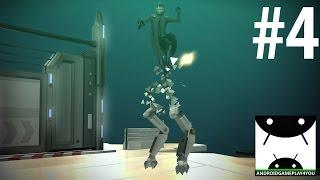 Deus Ex GO Android GamePlay #4 [60FPS/1080p]