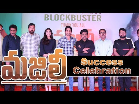 Majili Movie Team Success Celebration