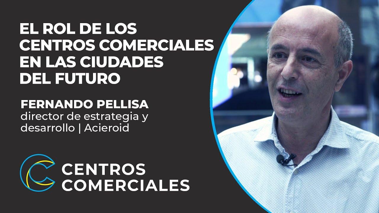 EL ROL DE LOS CENTROS COMERCIALES EN LAS CIUDADES DEL FUTURO