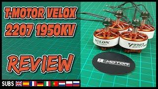 TMotor Velox 2207 1950Kv - Motor Test & Review (RCBM 1520)