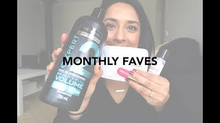 Monthly Faves | August 2017