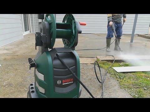 Bosch Aquatak 160 - Présentation et tests