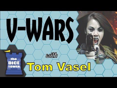 V-Wars Review - with Tom Vasel