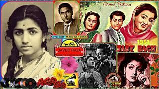 LATA JI~Film-SABAZ BAAGH-{1951}-Ni Mein Kehndi Reh