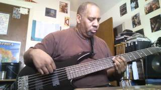 D'Angelo - When We Get By (Bass Cover)