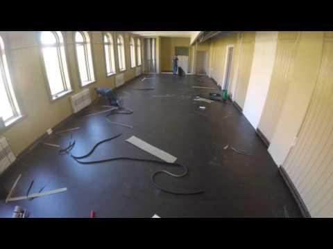 Express Gulv AS – Linoleum installation in Oslo