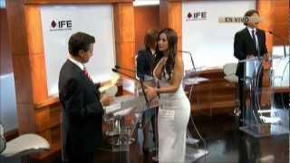 PRIMER DEBATE PRESIDENCIAL MEXICO 2012 - HD 720p - 1/13