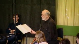 Masur: Mendelssohn No.4 & Musical Analogy
