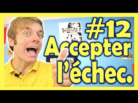 #12 - Accepter l'échec - Rater ses castings avec le sourire !