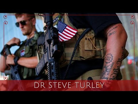 Armed Militias Rise up as BLM & Antifa Radicals Begin Harassing Suburbs! - Great Dr. Steve Turley Video