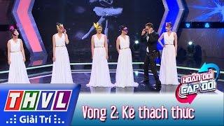 THVL | Hoán đổi Cặp đôi   Tập 6 | Vòng 2: Kẻ Thách Thức   Huỳnh Đông, Ái Châu, Quang Tuấn, Linh Phi