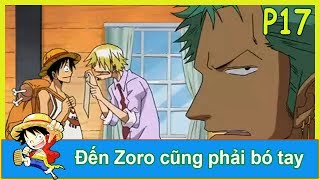 Khoảnh khắc hài hước không thể bỏ qua One Piece P17 | Jony OP