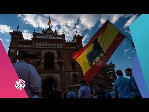 فتح الحدود الإسبانية