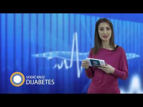 Glukoze test trake za dijabetičare