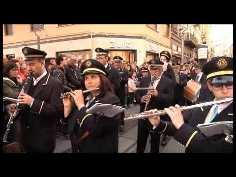 SUCCESSO A SANREMO PER LA SFILATA DELLE BANDE MUSICALI
