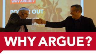 WHY ARGUE?  Carne Ross - Mogens Lykketoft