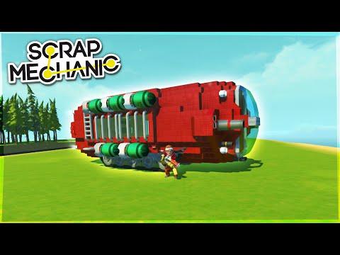 Meșterul Trex - Episodul 690 - Scrap Mechanic