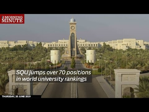 SQU jumps over 70 positions in world university rankings