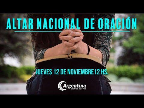 59. Altar Nacional de Oración | Jueves 12 de noviembre 2020