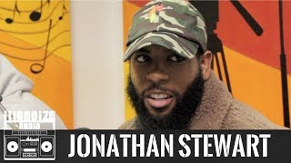 Jonathan Stewart talks Record Labels, The Music Business, Driven 2 & More | iLLANOiZE Radio