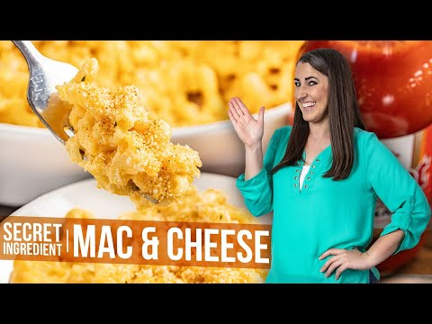 Secret Ingredient Homemade Macaroni and Cheese