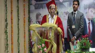GHS-IMR 20th Convocation PGDM Batch 2014-16: Chief Guest Speech