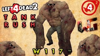 Descargar ¡Tank Rush! Para Tu L4D 2 [Steam & No Steam] 2015