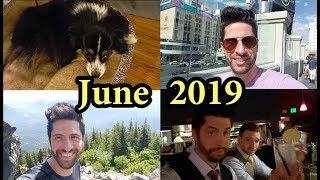 June 2019 - Journal/Vlog