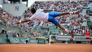 You Think Tennis Is Boring ? This Video Will Surely Change Your Mind