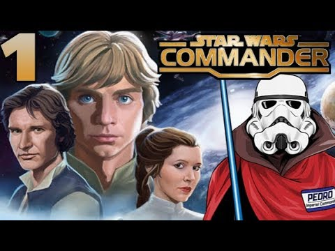 Star Wars Commander - A New Hope | Episode #1