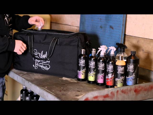 Auto Finesse Crew Bag in Lahore