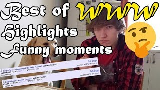 Best Of WubWoofWolf Highlights, Funny Moments
