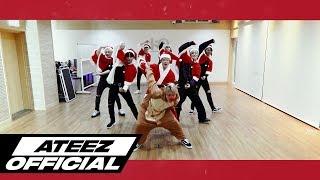ATEEZ(에이티즈)   '해적왕(Pirate King)' Dance Practice (미리 크리스마스 Ver.)